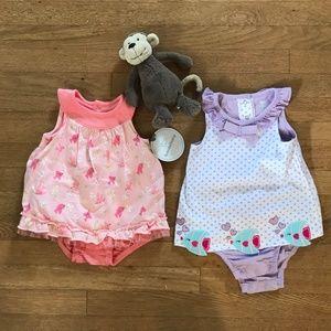 Koala Baby  Kids Girl OnePiece Summer Bundle